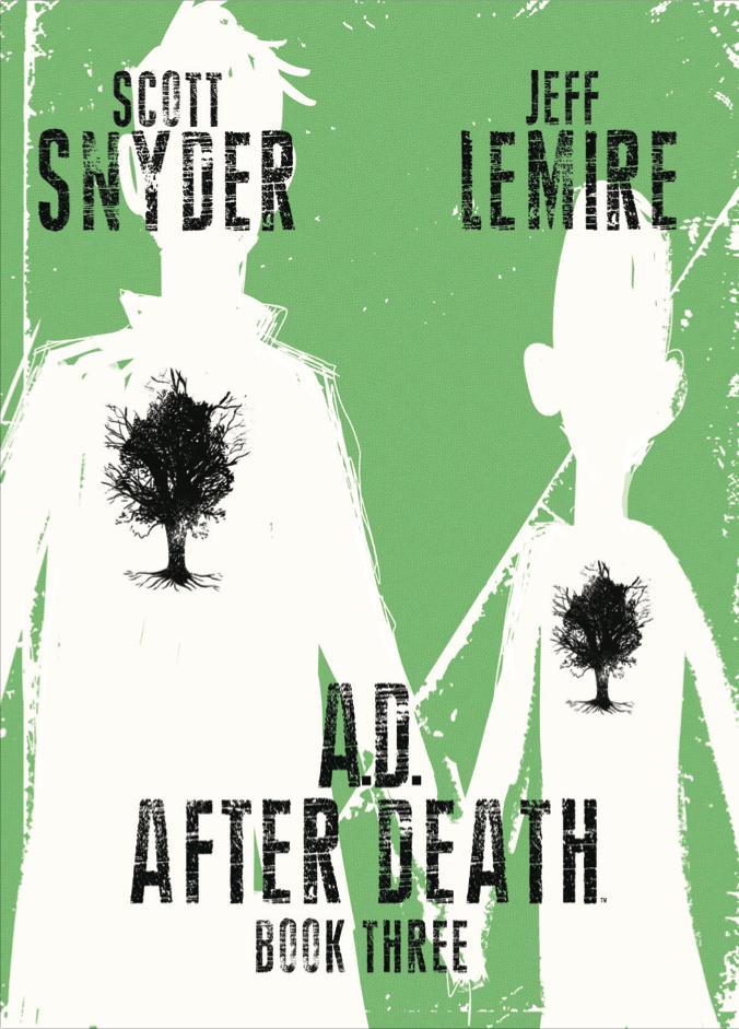 A.D.: After Death Vol. 3 Review