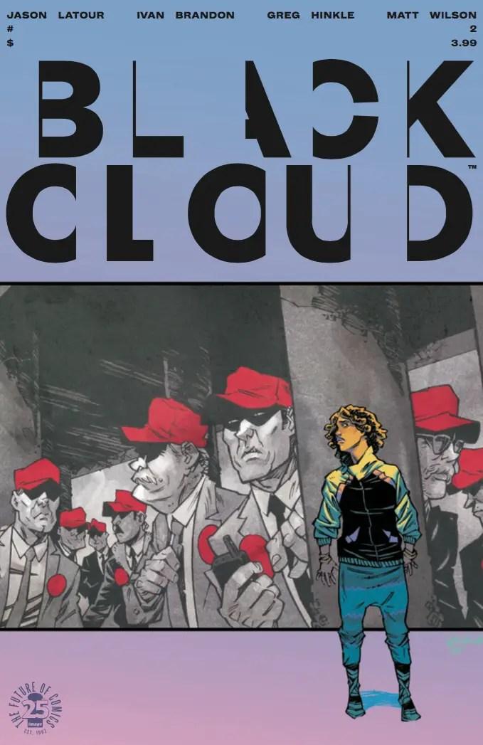Black Cloud #2 Review