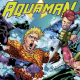 In the last story arc Aquaman and Mera stopped an invasion from the US government and fought off an army of Dead Water creatures. After both heroes nearly died in the process, they're anxious to return home to Atlantis to recover and recuperate. Let's find out how that pans out for them.