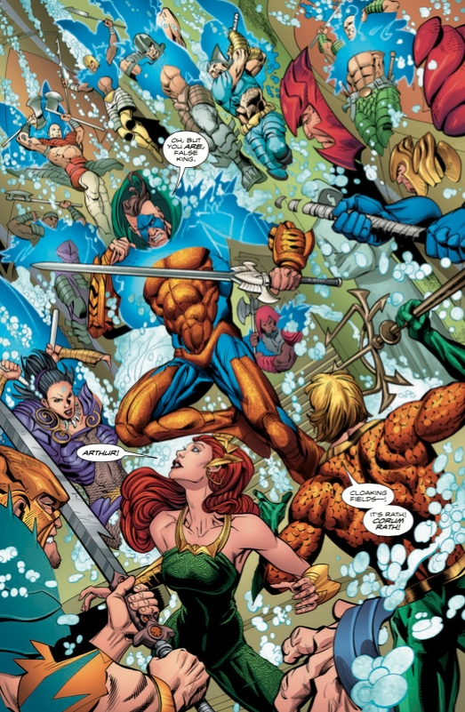 Aquaman #23 Review