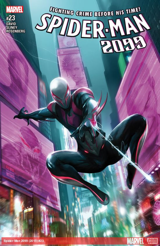 Spider-Man 2099 #23 Review