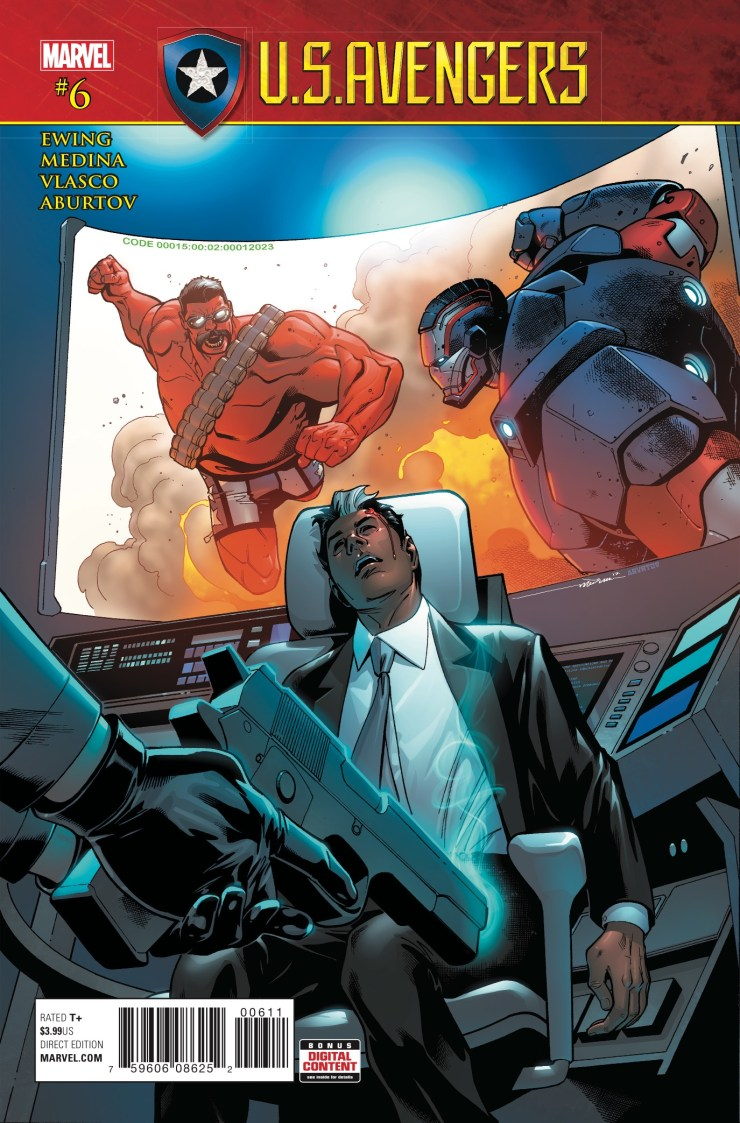 Marvel Preview: U.S. Avengers #6