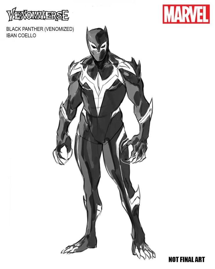 Marvel Preview: Venomverse #1