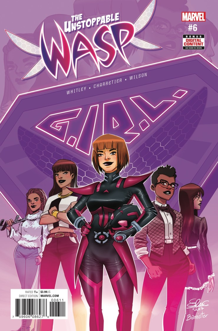 The Unstoppable Wasp #6 Review