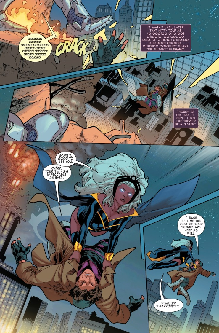 Marvel Preview: X-Men: Gold #5