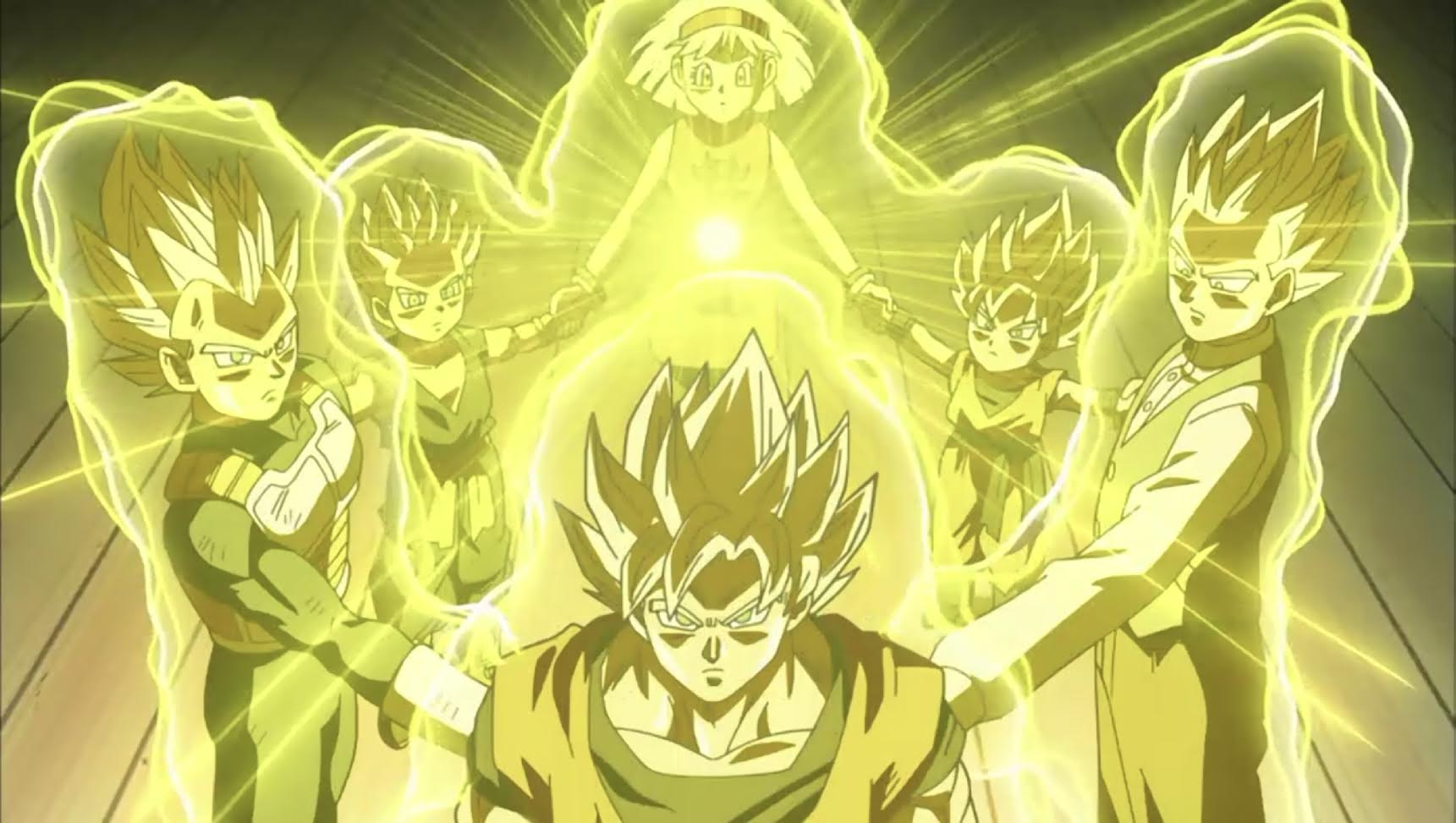 """Dragon Ball Super: Episode 9 """"Thanks For Waiting, Lord Beerus! A Super Saiyan God is Born at Last!"""" Review"""