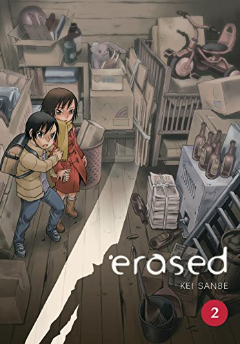 Erased Vol. 2 Review
