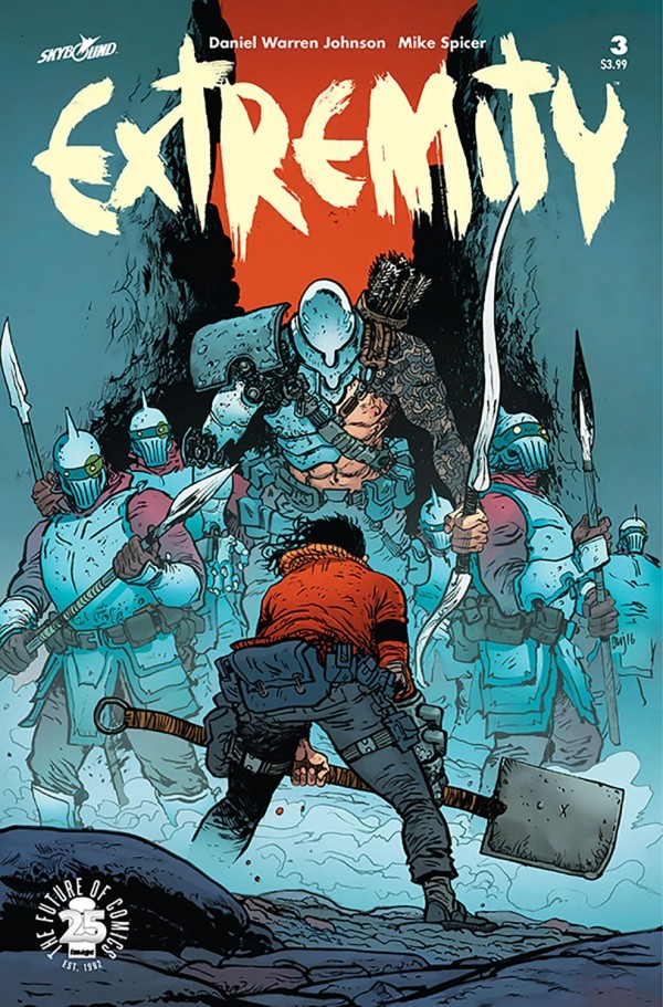Extremity #3 Review