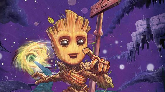 Groot may be a baby again, but his personality is anything but small, nor is the danger in this brand new series. Is it good?
