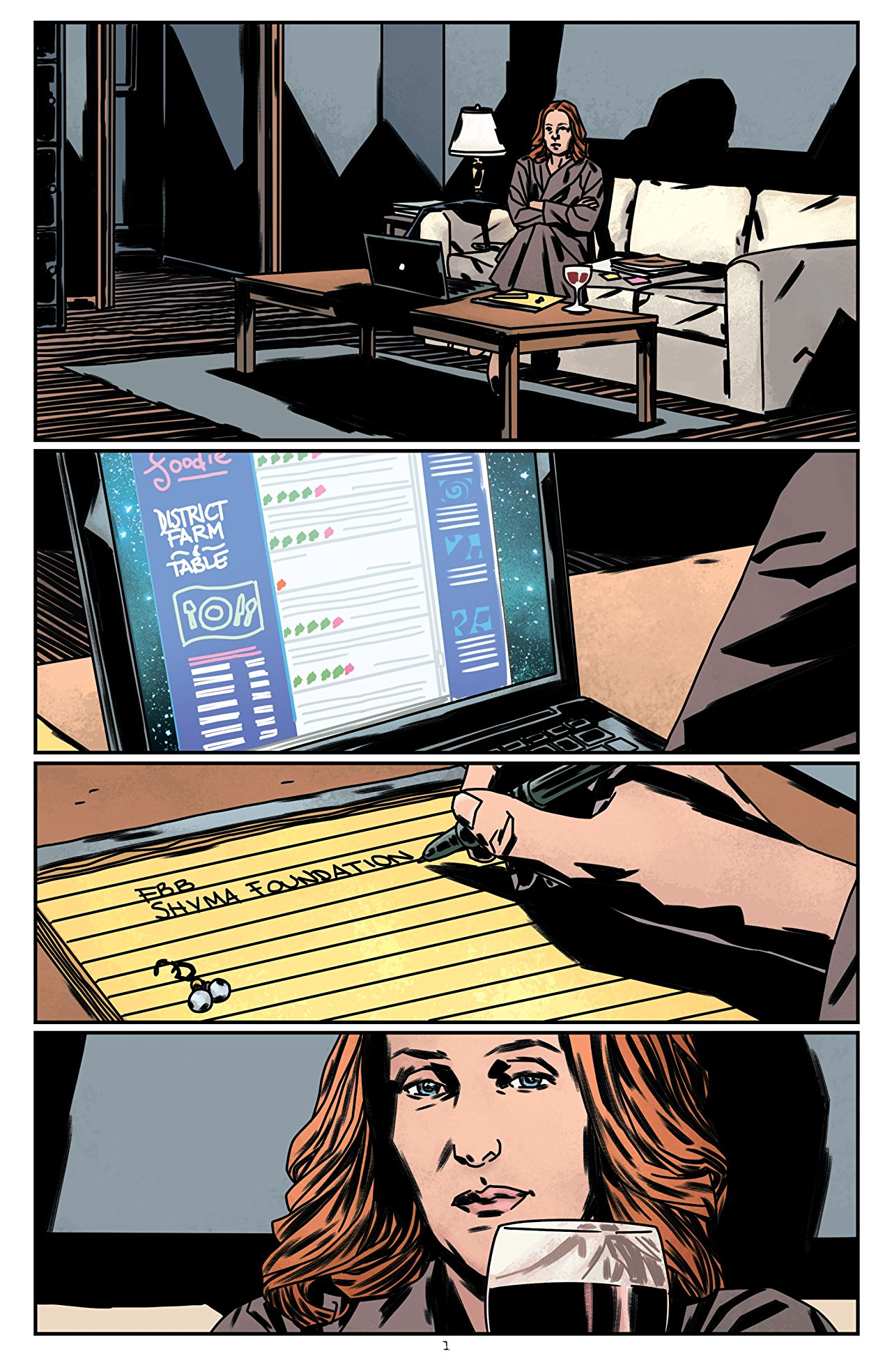 The X-Files #14 Review
