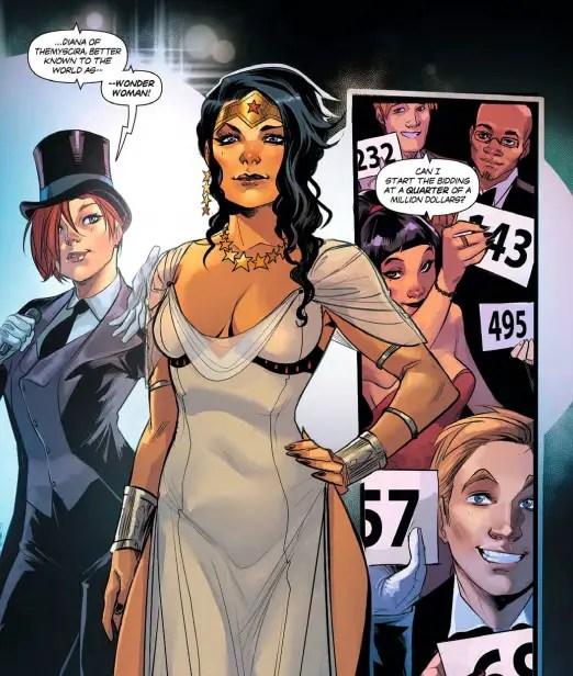 Wonder Woman #22 Review