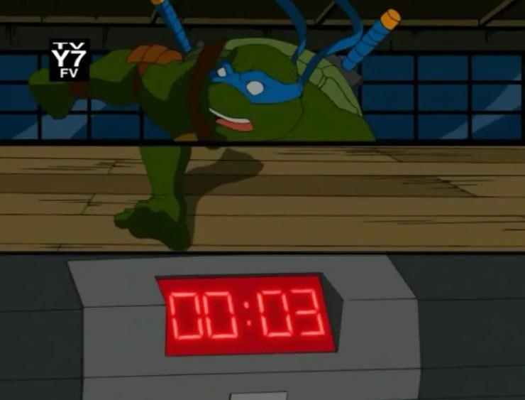 Teenage Mutant Ninja Turtles (2003) Season 2, Part 3 Review