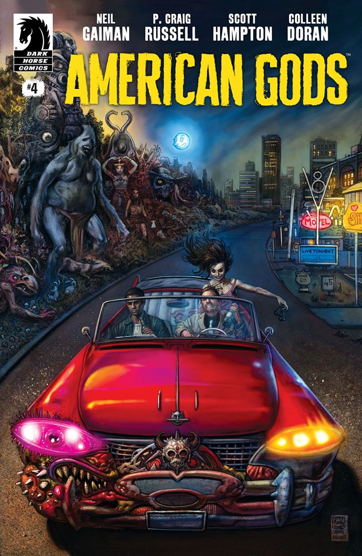 American Gods #4 Review