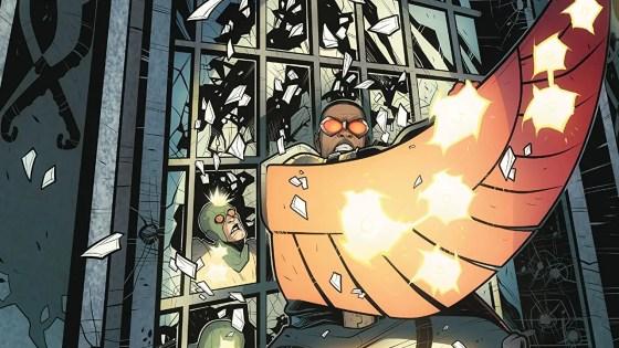 Captain America: Sam Wilson #23 Review