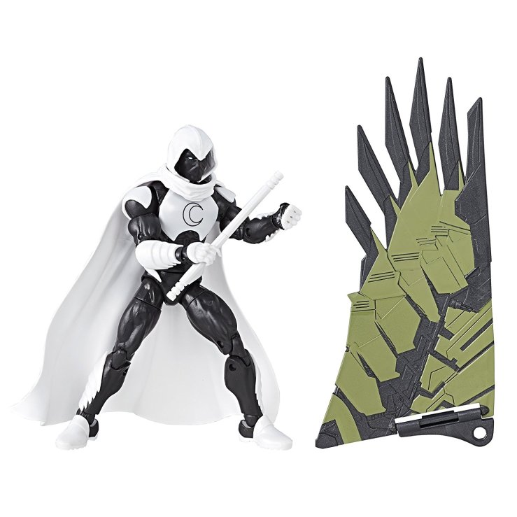 """Unboxing/Review: Marvel Legends 6"""" Modern Moon Knight Action Figure"""
