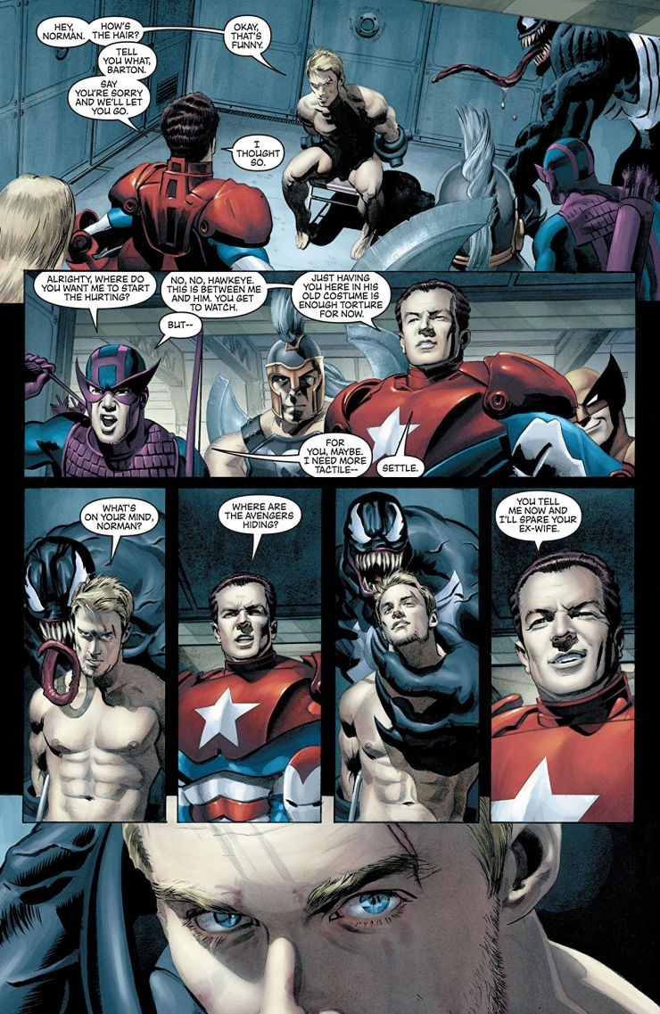 When it was about family: 'New Avengers by Brian Michael Bendis: The Complete Collection' Vol. 5 Review