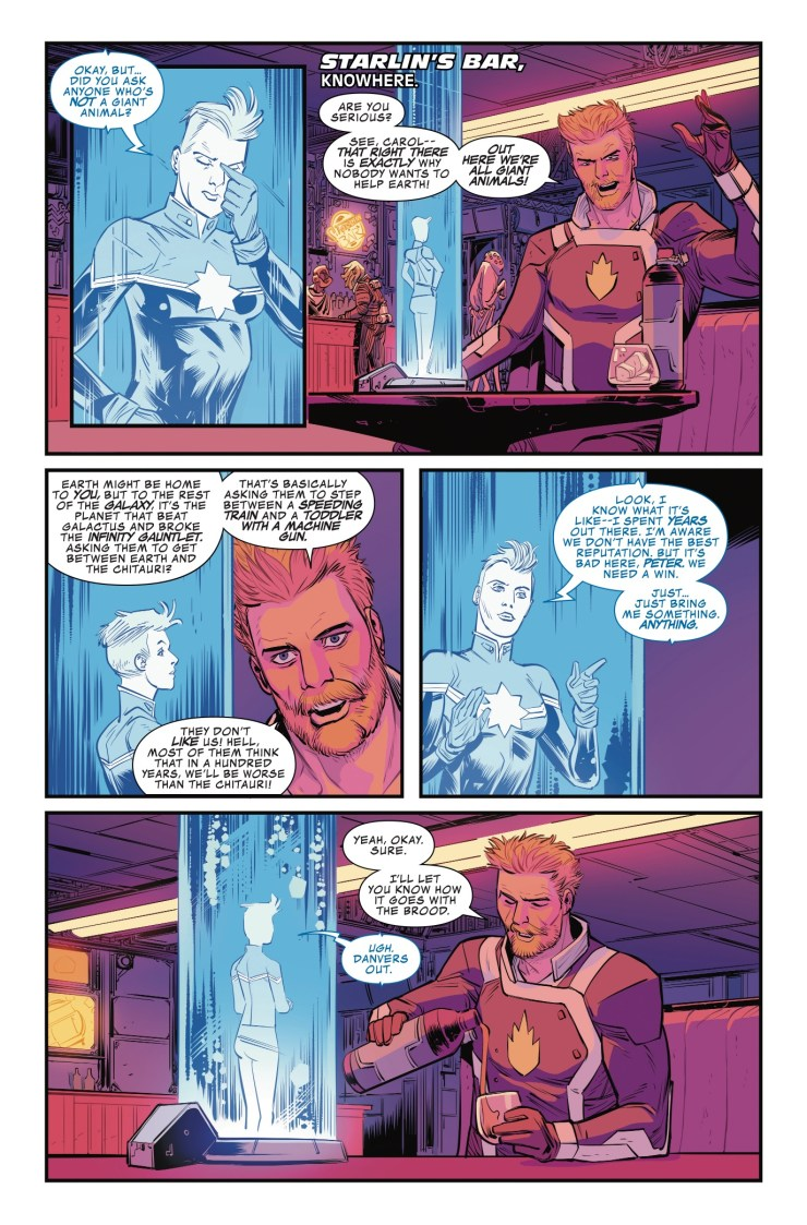 Marvel Preview: All-New Guardians of the Galaxy Annual #1