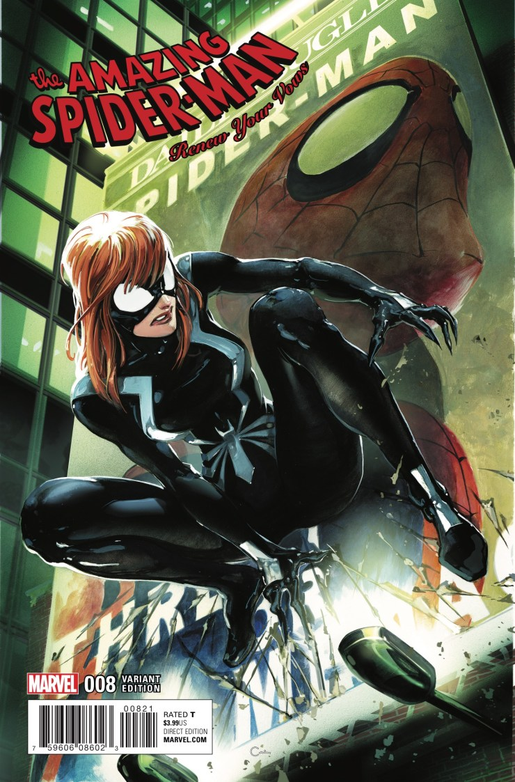 Marvel Preview: Amazing Spider-Man: Renew Your Vows #8