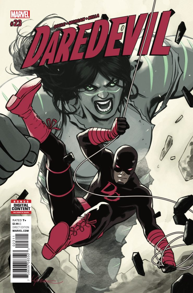Marvel Preview: Daredevil #23