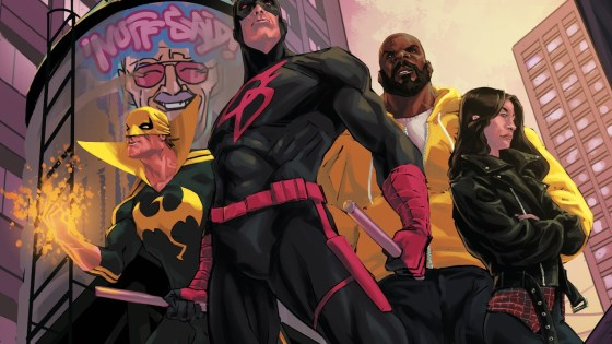 The Defenders #2 Review