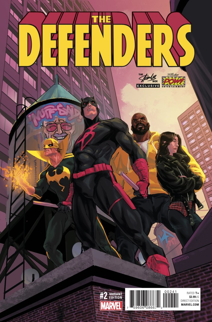Marvel Preview: The Defenders #2