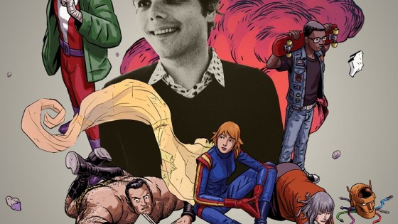 Doom Patrol: Gerard Way's Official Spotify Playlist