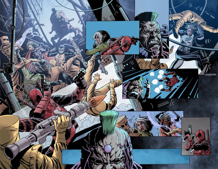 Marvel Preview: Deadpool Kills The Marvel Universe AGAIN #1