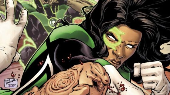 The world of Simon Baz and Jessica Cruz has opened up quite a bit recently as they've been pulled in with the Green Lantern Corps and given a proper look over. So far they've been on their own, but can they survive the trials and tests of Kyler Rayner and Guy Gardner?