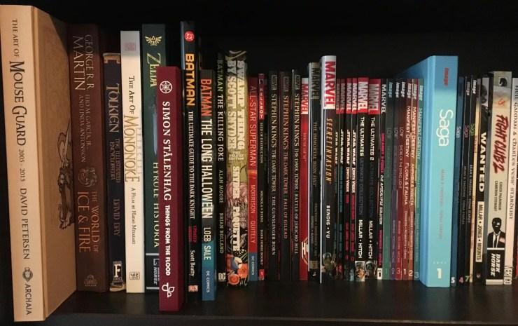 How Do You Organize Your Comics?