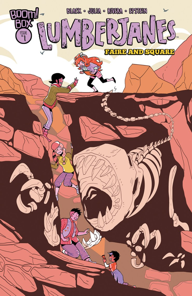 Lumberjanes: Faire and Square Special #1 Review