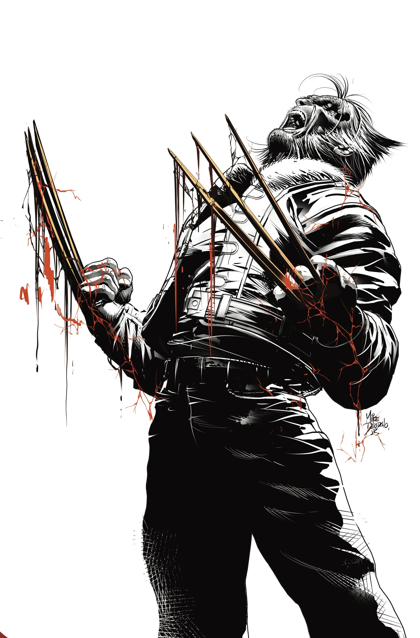 Old Man Logan #25 Review