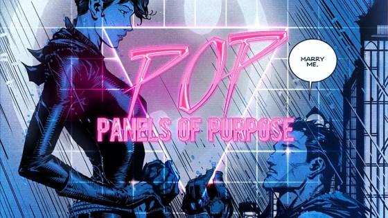 Monthly POP: Panels of Purpose June 2017