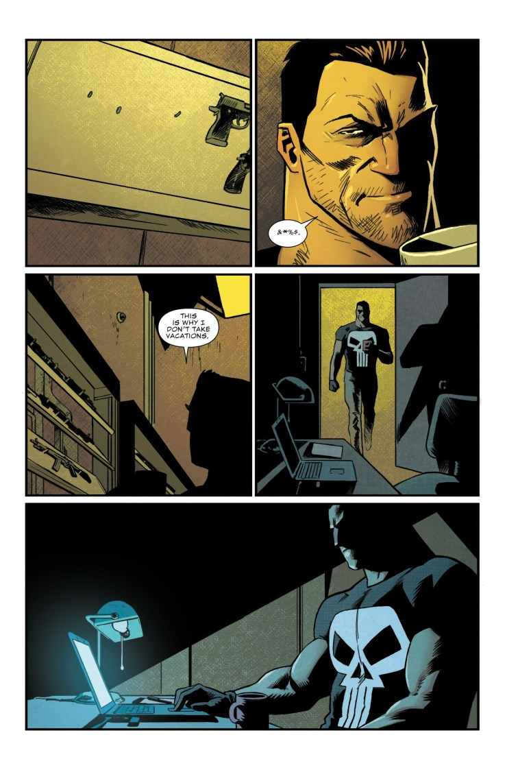 Marvel Preview: The Punisher #13