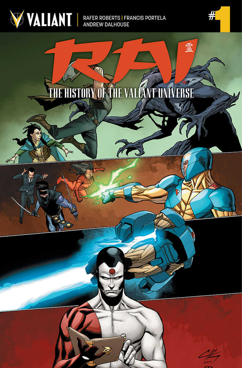 Rai: The History of the Valiant Universe #1 Review