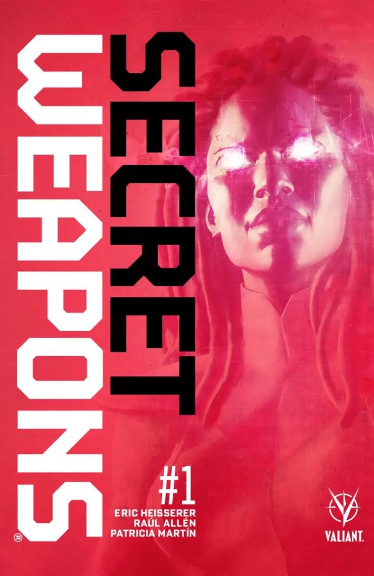 Secret Weapons #1 Review