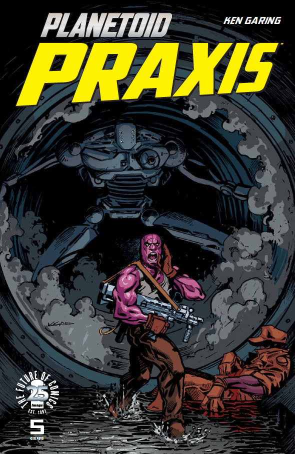 Planetoid Praxis #5 Review