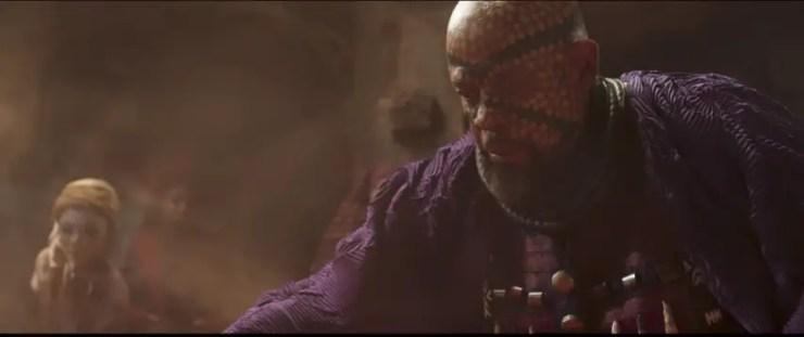 Let's overanalyze the 'Black Panther' teaser trailer