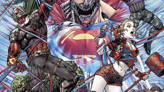 News Flash: Read this before Action Comics #981! This issue picks up where we last left off with Zod ready to kill the Suicide Squad with Eradicator and Cyborg Superman close by. Yeah, those odds aren't good for a team of mostly B-level powered heroes.