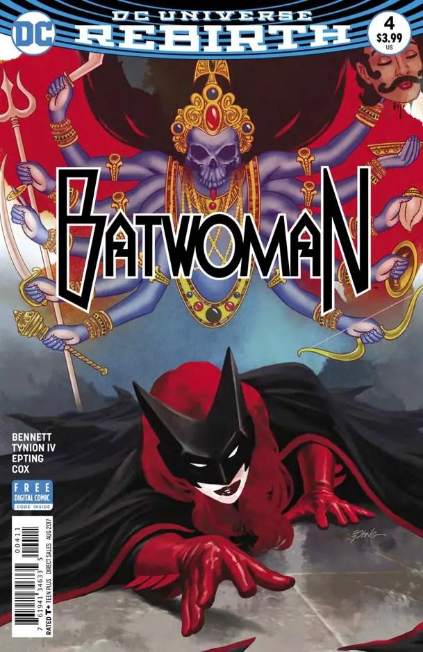 Batwoman #4 Review