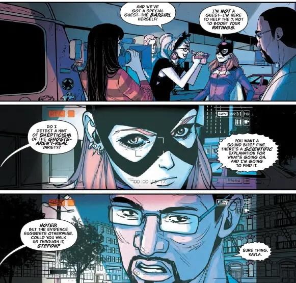 Batgirl #12 Review