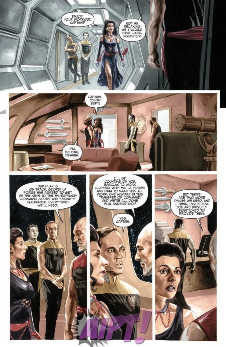 [EXCLUSIVE] IDW Preview: Star Trek: TNG: Mirror Broken #2