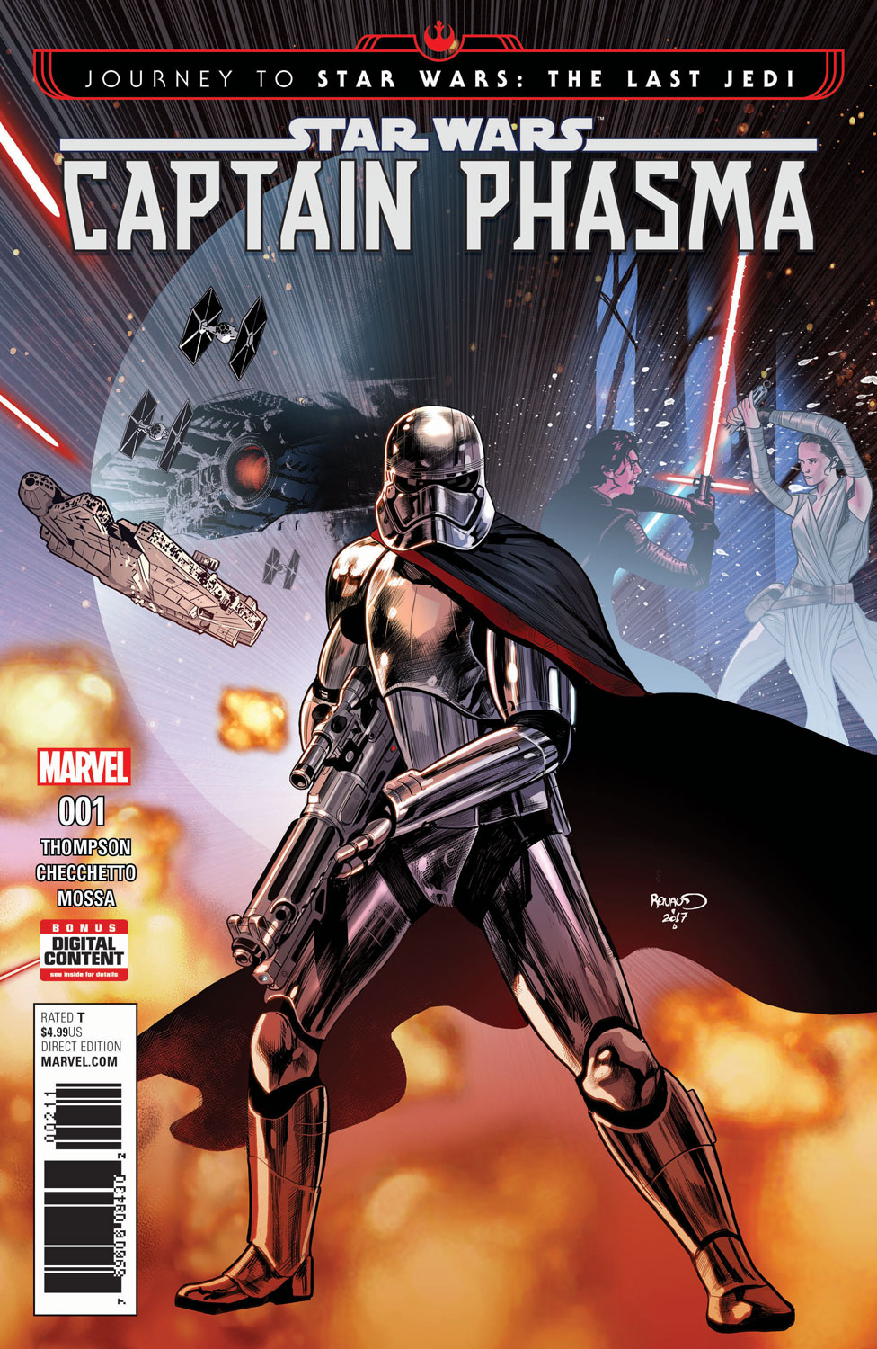 'Star Wars: Journey to Star Wars: The Last Jedi - Captain Phasma' review