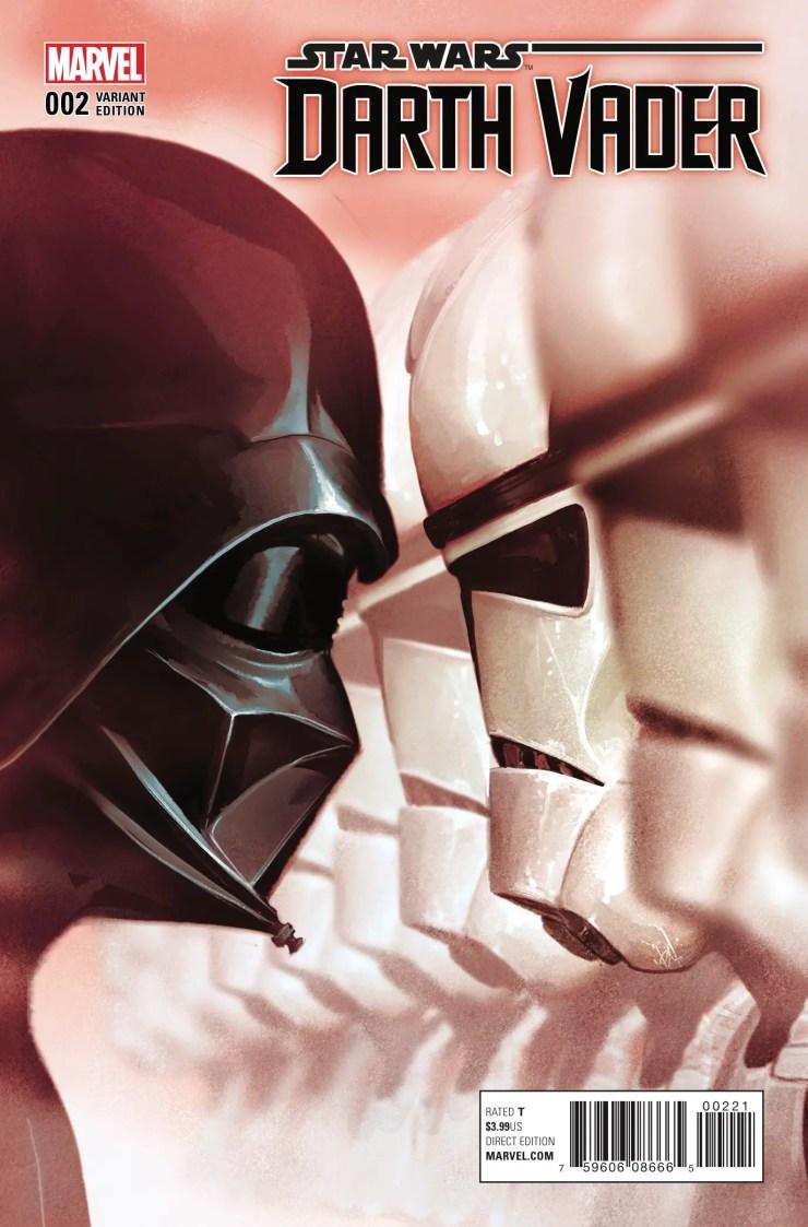 Marvel Preview: Star Wars: Darth Vader #2