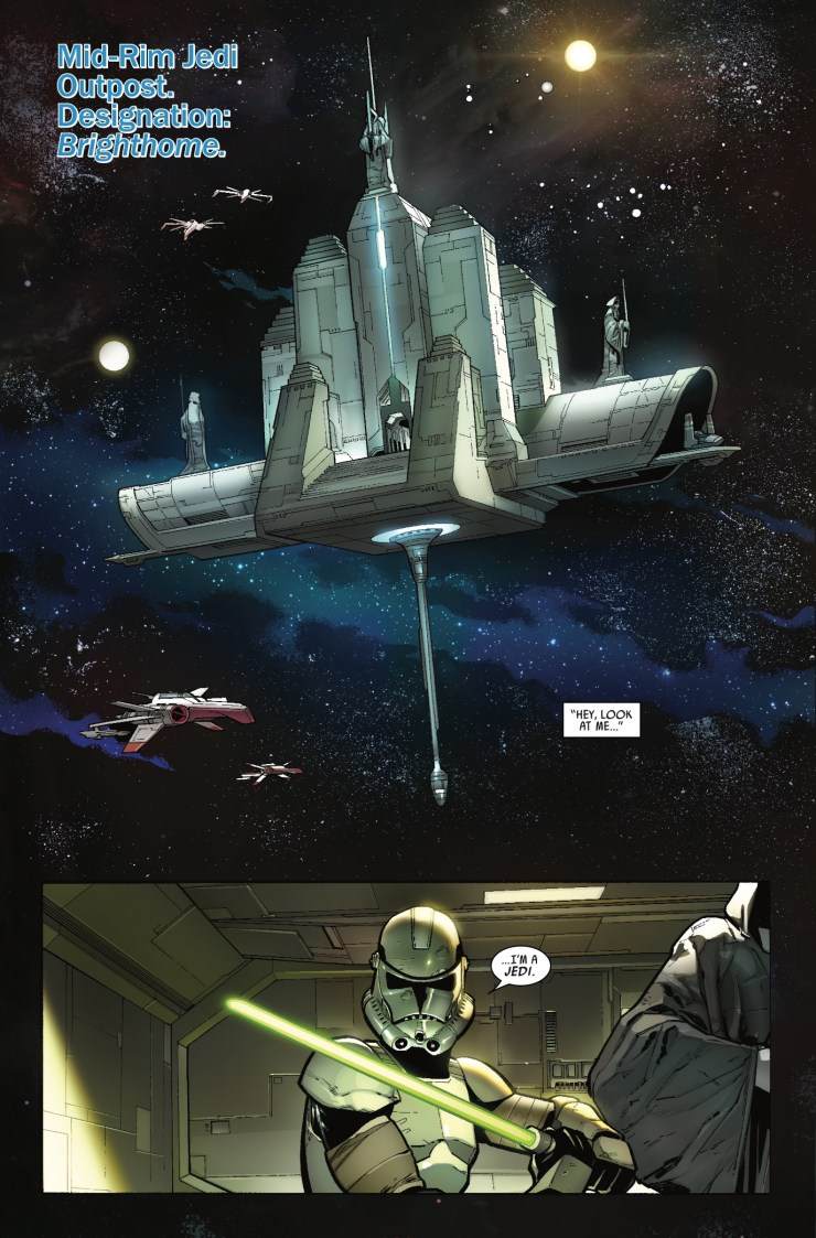 Marvel Preview: Star Wars: Darth Vader #2