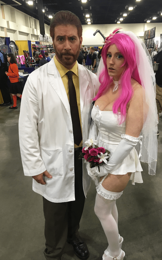 """I Just Dress Up For Fun"": An Interview With Cosplayer Abby Darkstar at MASSive Comic Con"