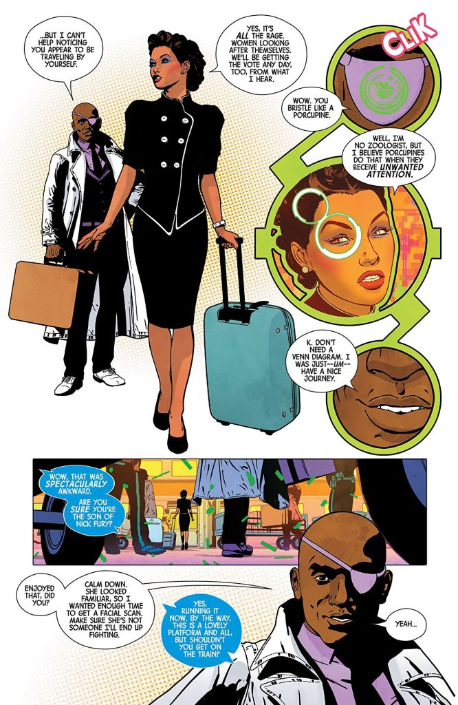 Nick Fury #3 Review