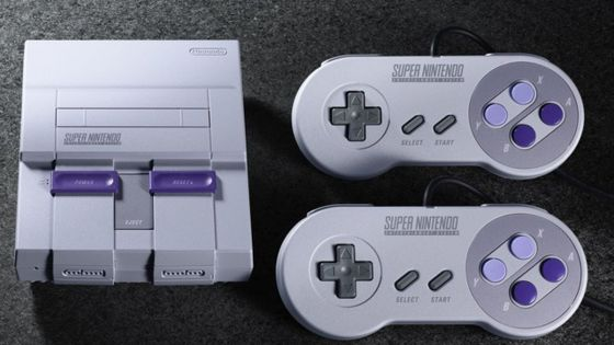 The Super NES Classic is wholly unnecessary. I must have one.