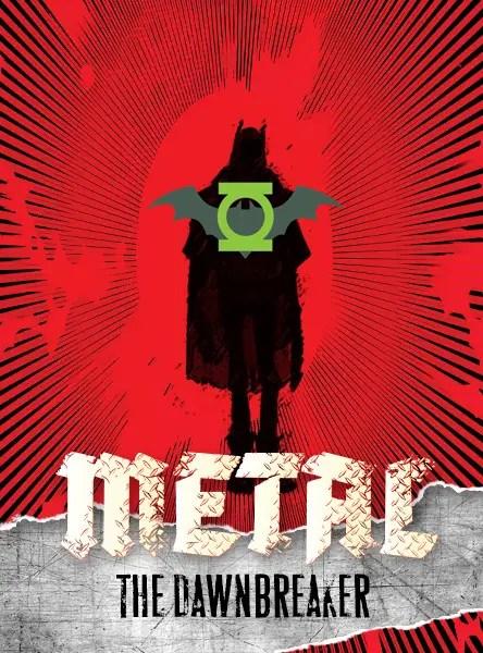 DC Preview: Dark Nights: Metal One-Shots