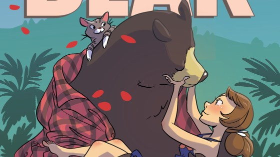 Nora has bad luck with men. When she meets an (actual) bear on a hike in the Los Angeles hills, he turns out to be the best romantic partner she's ever had! He's considerate, he's sweet, he takes care of her. But he's a bear, and winning over her friends and family is difficult. Not to mention he has to hibernate all winter. Can true love conquer all?