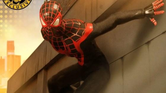 Unboxing/Review: Miles Morales Spider-Man One:12 SDCC Mezco Exclusive Action Figure